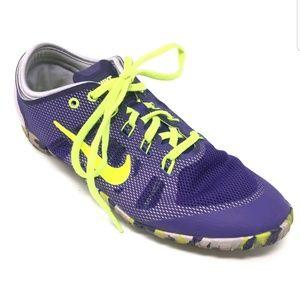 Nike free bionics running shoes